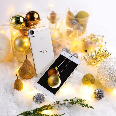 HTC Desire 10 Pro chinh thuc ra mat, gia gan 8 trieu dong - Anh 2
