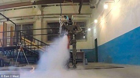 Choang voi cac Robot Nga chuan bi chinh phuc mat trang - Anh 7