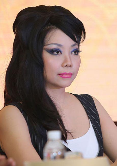 Truong Ngoc Anh, Mai Ngo mac loi trang diem thang 11 - Anh 4