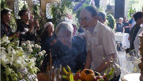 Con gai NSUT Quang Ly khoc nuc no ben linh cuu cha - Anh 11