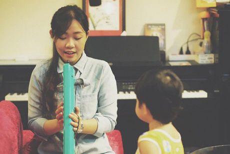 Kim Ngan Sing My Song: 'Toi muon ket noi cuoc song voi cac be tu ky bang am nhac' - Anh 4