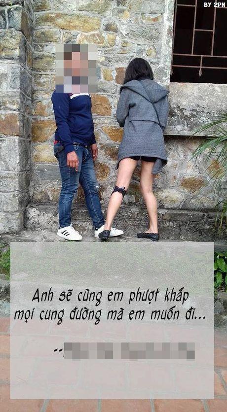 Dan mang 'boc phot' chang phuot thu chi mac mot bo quan ao van 'cua' duoc hang chuc co gai - Anh 10