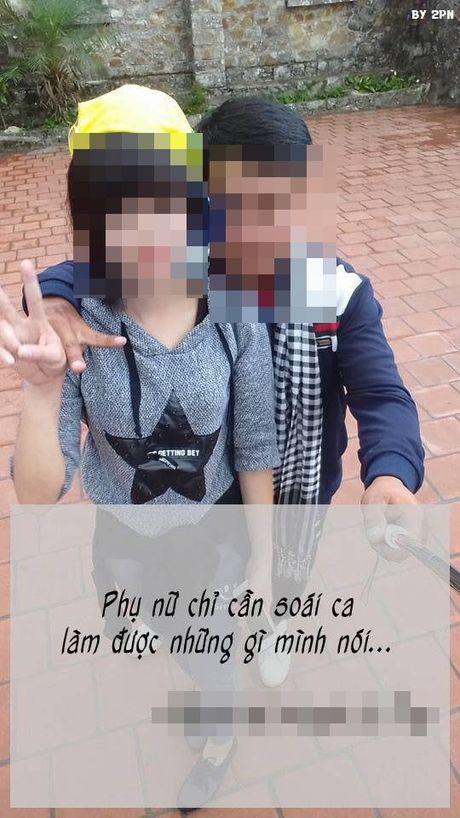 Dan mang 'boc phot' chang phuot thu chi mac mot bo quan ao van 'cua' duoc hang chuc co gai - Anh 13