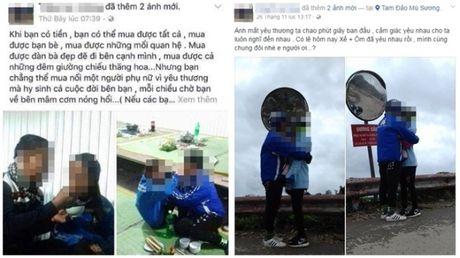 Dan mang 'boc phot' chang phuot thu chi mac mot bo quan ao van 'cua' duoc hang chuc co gai - Anh 5