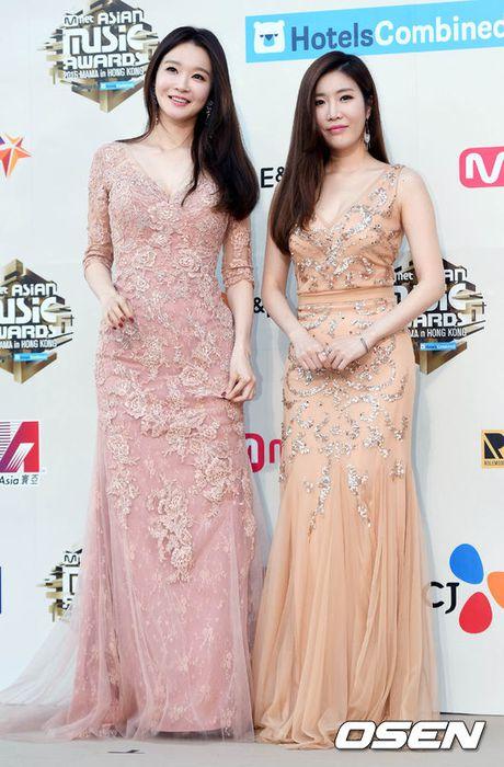 Tham do MAMA 2016: Taeyeon cuc xinh dep, do sac 'muoi phan ven muoi' ben Suzy - Anh 10