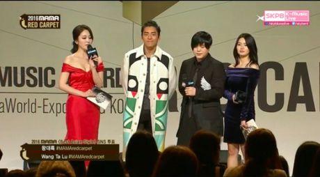 Tham do MAMA 2016: Taeyeon cuc xinh dep, do sac 'muoi phan ven muoi' ben Suzy - Anh 11