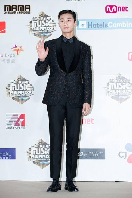 Tham do MAMA 2016: Taeyeon cuc xinh dep, do sac 'muoi phan ven muoi' ben Suzy - Anh 12