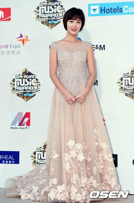 Tham do MAMA 2016: Taeyeon cuc xinh dep, do sac 'muoi phan ven muoi' ben Suzy - Anh 13