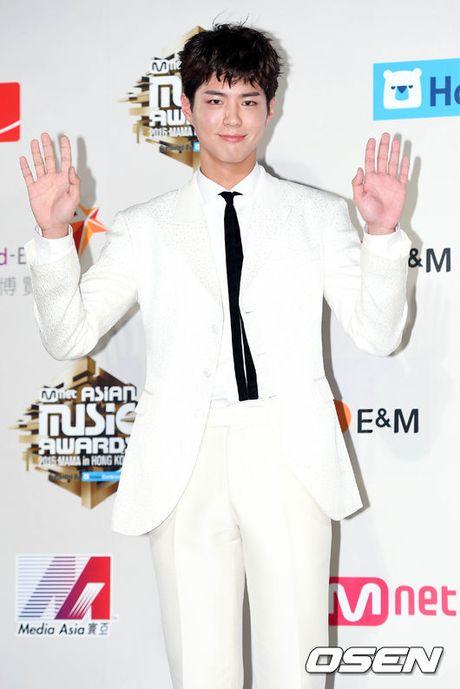 Tham do MAMA 2016: Taeyeon cuc xinh dep, do sac 'muoi phan ven muoi' ben Suzy - Anh 16
