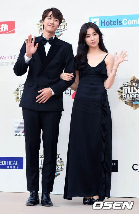 Tham do MAMA 2016: Taeyeon cuc xinh dep, do sac 'muoi phan ven muoi' ben Suzy - Anh 3