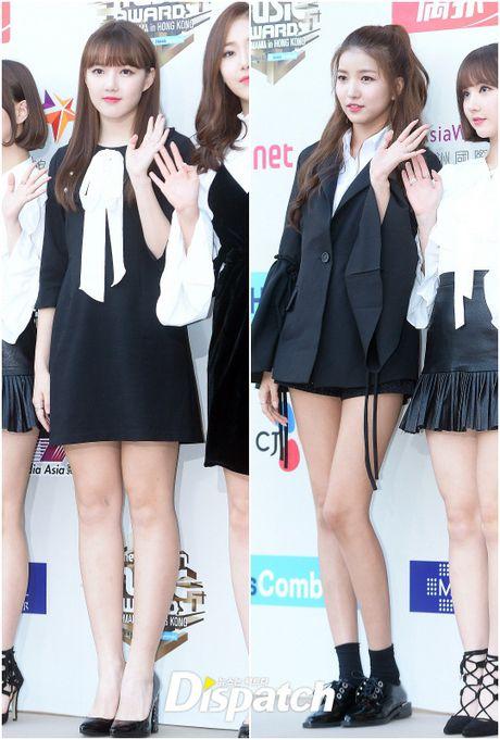 Tham do MAMA 2016: Taeyeon cuc xinh dep, do sac 'muoi phan ven muoi' ben Suzy - Anh 5
