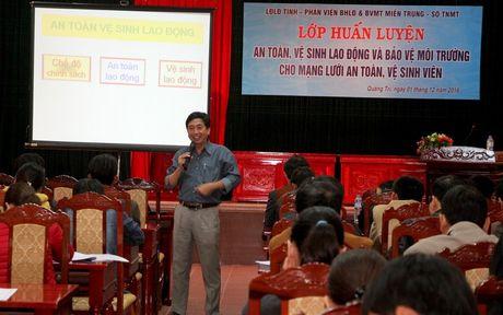 LDLD tinh Quang Tri: Nang cao kien thuc, ky nang cho mang luoi an toan ve sinh vien - Anh 1