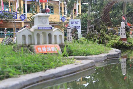 'Cham' den Hoang Sa - Truong Sa trong khuon vien truong hoc - Anh 5