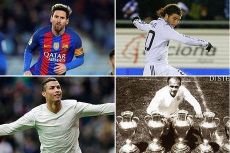 Messi, Ronaldo va 10 chan sut vi dai nhat lich su Sieu kinh dien - Anh 1