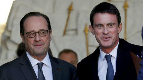 Tong thong Phap Francois Hollande tuyen bo khong tai tranh cu - Anh 2