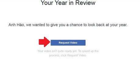 Facebook 'Year in Review' phien ban 2016 da xuat hien, xem huong dan tai day - Anh 2