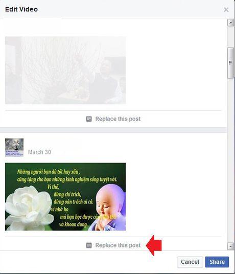 Facebook 'Year in Review' phien ban 2016 da xuat hien, xem huong dan tai day - Anh 5