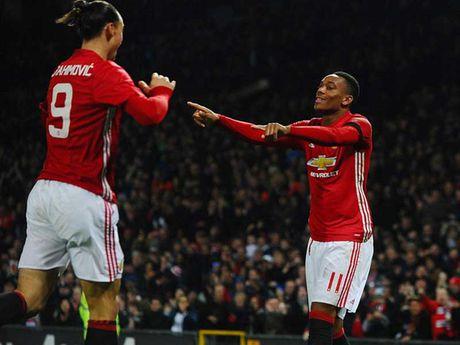 Tu ket Cup Lien doan: Khong thay Mourinho, MU thang lon - Anh 1