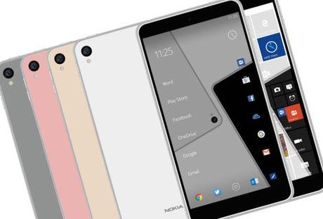 Xac nhan dien thoai Nokia chay Android sap tai xuat - Anh 1