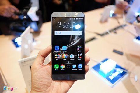 Nhung smartphone RAM 6 GB dau tien tren the gioi - Anh 1