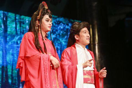 Nha Phuong xuat hien chop nhoang trong show Truong Giang - Anh 10