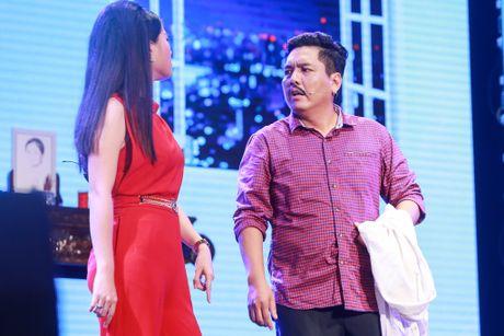 Nha Phuong xuat hien chop nhoang trong show Truong Giang - Anh 6