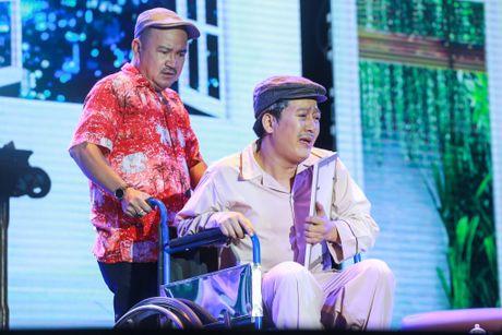 Nha Phuong xuat hien chop nhoang trong show Truong Giang - Anh 7