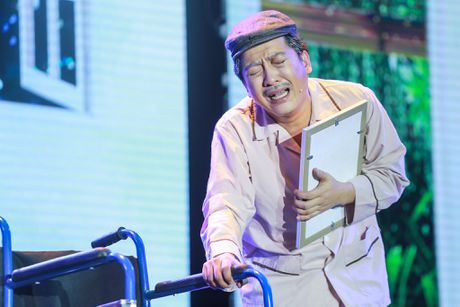 Nha Phuong xuat hien chop nhoang trong show Truong Giang - Anh 8