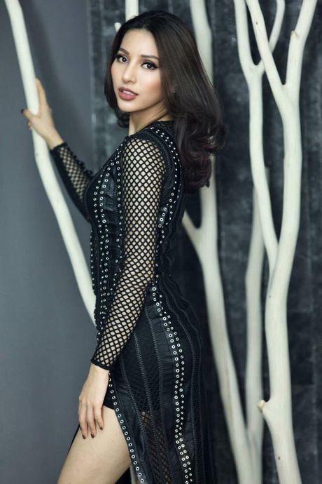 Kha Trang co kha nang vao top 25 Hoa hau Sieu quoc gia - Anh 3