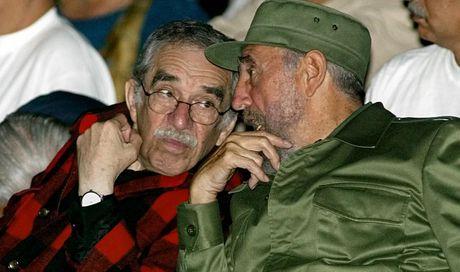 Moi quan he dac biet cua Fidel voi cac dai van hao - Anh 1