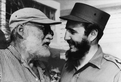 Moi quan he dac biet cua Fidel voi cac dai van hao - Anh 2