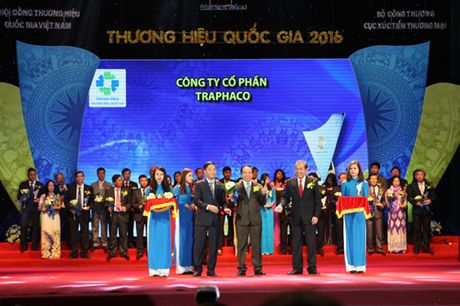 Traphaco lan thu ba dat Thuong hieu Quoc gia - Anh 1