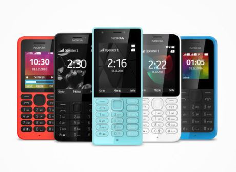 Smartphone Nokia Android se ra mat trong 2017 - Anh 1