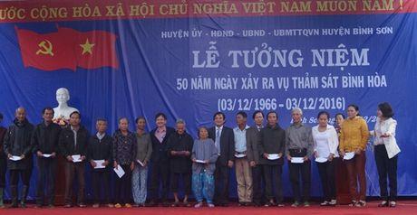 Cach day 50 nam, 430 thuong dan vo toi bi sat hai trong vu tham sat Binh Hoa - Anh 4