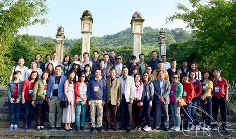 TCDL to chuc Chuong trinh khao sat san pham du lich cac tinh Bac Trung Bo - Anh 1