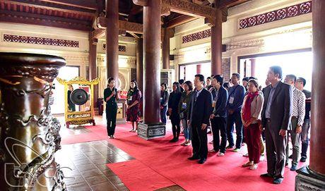 TCDL to chuc Chuong trinh khao sat san pham du lich cac tinh Bac Trung Bo - Anh 3