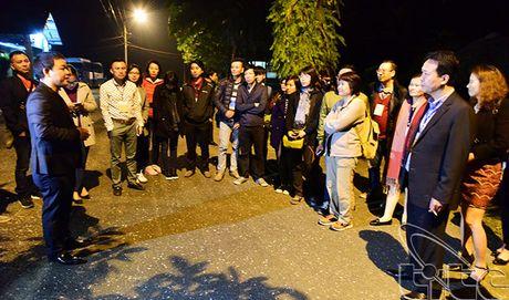 TCDL to chuc Chuong trinh khao sat san pham du lich cac tinh Bac Trung Bo - Anh 4