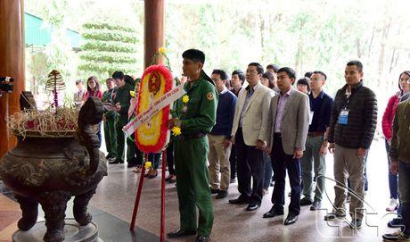 TCDL to chuc Chuong trinh khao sat san pham du lich cac tinh Bac Trung Bo - Anh 5