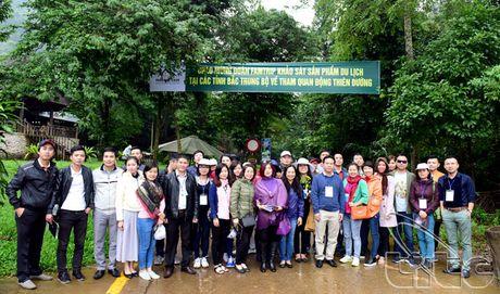 TCDL to chuc Chuong trinh khao sat san pham du lich cac tinh Bac Trung Bo - Anh 7
