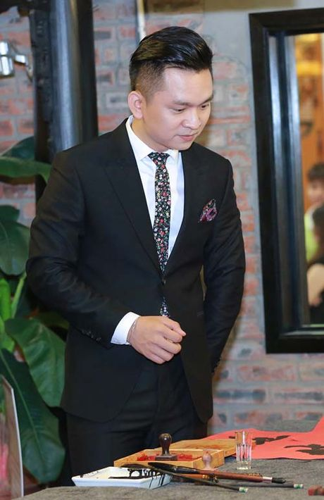 MC Hanh Phuc, dien vien Dieu Huong trong khong gian Tet co truyen - Anh 2