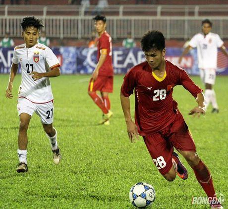 HLV Pham Minh Duc: 'U21 Viet Nam toan 'chet' phut cuoi' - Anh 2