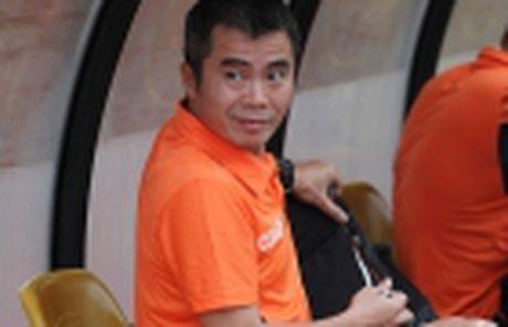 HLV Pham Minh Duc: 'U21 Viet Nam toan 'chet' phut cuoi' - Anh 3