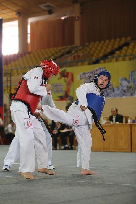 Taekwondo Viet Nam trien khai cac luat thi dau moi cua WTF cho cac HLV toan quoc - Anh 2
