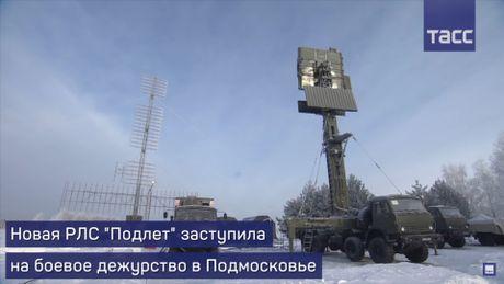 Lo mat radar bat may bay tang hinh dang bao ve Moscow - Anh 1