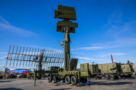 Lo mat radar bat may bay tang hinh dang bao ve Moscow - Anh 8