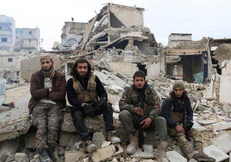 Dan so tan khoi dong thanh pho Aleppo qua anh - Anh 3