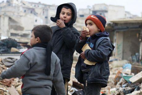 Dan so tan khoi dong thanh pho Aleppo qua anh - Anh 4