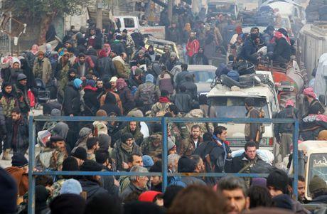 Dan so tan khoi dong thanh pho Aleppo qua anh - Anh 5