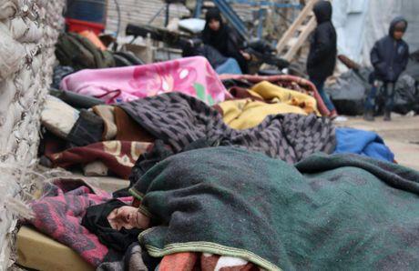 Dan so tan khoi dong thanh pho Aleppo qua anh - Anh 6
