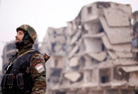 Dan so tan khoi dong thanh pho Aleppo qua anh - Anh 8